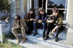 The Beatles wish they could be paperback writers