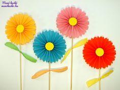 Papír virág harmonika hajtogatással - Manó kuckó Origami, Origami Paper, Origami Art