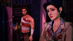Bigby and Snow, The Wolf Among Us