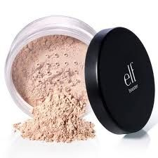Another holy grail product! Elf's Mineral Booster in SHEER! Helps control my oil and sets foundation perfectly! Get it at eyeslipsface.com or Target. Love it alot more then their high definition powder. This is a MUST HAVE if you have oily or combination oily skin.