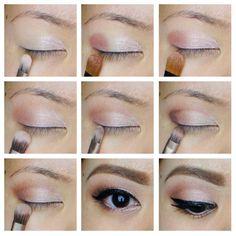 43 Ideen Hochzeit Make-up Asian Eyes Urban Decay Asian Eye Makeup, Eye Makeup Tips, Skin Makeup, Beauty Makeup, Eyeliner Ideas, Makeup Ideas, Makeup List, Eyeliner Makeup, Natural Wedding Makeup