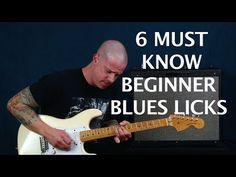 3 Classic Blues licks every guitarist should know: (EZ with guitar tabs) Guitar Solo, Guitar Tabs, Music Guitar, Playing Guitar, Guitar Notes, Learning Guitar, Guitar Scales, Jazz Guitar, Blues Guitar Lessons