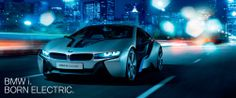 BMW i8 Concept  The most progressive sportscar.
