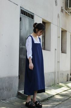 6efd08db3eda97c04502beb5e4736c91 Long Skirt Fashion, Modest Fashion, Hijab Fashion, Korean Fashion, Girl Fashion, Fashion Outfits, Fashion Design, Grunge Style, Soft Grunge
