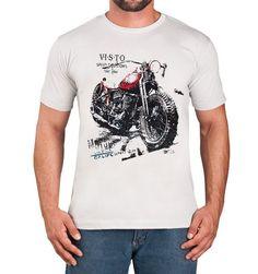 Camiseta Custom - Machine Cult - Kustom Shop | A loja das camisetas de carro e moto