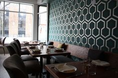 Gather --- new restaurant in the square