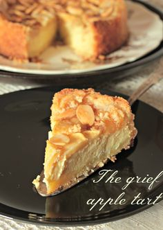 The Grief Apple Tart