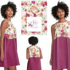 Designed by South African artist, Cherie Roe Dirksen.  #cherieroedirksenart #southafricandesigner #dresses #summerdresses #fashiontrends2020