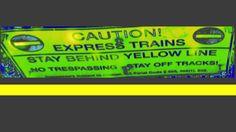 Yellow Line, Train, Self, Strollers