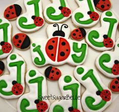 gallery of asia inspired cookies | party photos by Gene Chutka