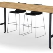 Explore our growing collection of tables and surfaces. The collection includes cafeterias, conference, meeting tables and more premium office furniture!