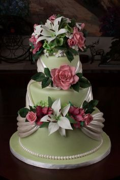 Competition Cake 2010 – 2 Tier