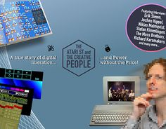 """Check out new work on my @Behance portfolio: """"The Atari ST and the creative people: Volume 1"""" http://be.net/gallery/37704339/The-Atari-ST-and-the-creative-people-Volume-1"""