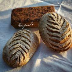Kváskový pšeničnožitný chleba, co se vždycky povede Baked Potato, Cooking Recipes, Potatoes, Baking, Ethnic Recipes, Brot, Chef Recipes, Potato, Bakken