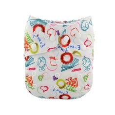 Tardis Modern Cloth Reusable Washable Baby Nappy Diaper /& Insert