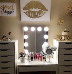 CLICK TO DOWNLOAD Your Beauty Room & Makeup Collection Checklist To #GLAM Your Beauty Room And Organize Your #MakeupCollection with the latest tutorials, tips and resources for those who LOVE ALL THINGS BEAUTY.  A great resource for the #Blogger & #MUA who love ALL THINGS #makeup and #beautyroom and want to grow their #Beauty collection.