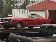 Ford Mustang Fastback | eBay