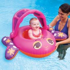 1000 Images About Baby Pool Float With Canopy On