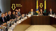 Marcelo Odebrecht, o bilionário presidiário, diz que não delatará mas que 'tratou' com Dilma e Lula  http://w500.blogspot.com.br/