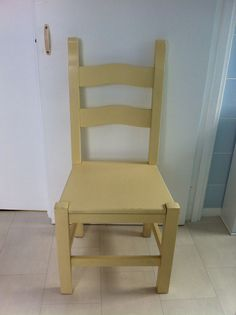 PINETUM BRETTON CHAIR - Winborn White in very good condition. Kent / SELondon
