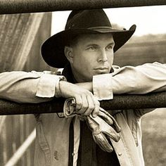 Garth Brooks... what can I say...the man is a legend...