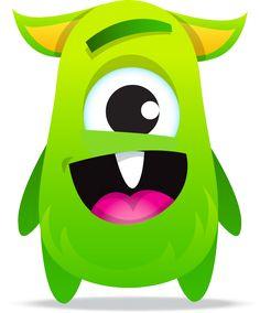 Fuentes' English Corner : Choose your favourite Avatar_Class Dojo monster Dojo Monsters, Cartoon Monsters, Cute Monsters, Little Monsters, Monster 1st Birthdays, Monster Birthday Parties, Toy Story Birthday, Monster Party, Class Dojo