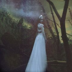 Wandering Spirits by Reka Koti, via Behance