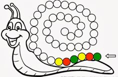 Logical Sequences for Children to Improve Logical Thinking and Attention Preschool Learning, Kindergarten Worksheets, Worksheets For Kids, Number Worksheets, Alphabet Worksheets, Pattern Worksheet, Math Patterns, Color Patterns, Do A Dot