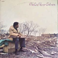 McCoy Tyner - Sahara (Vinyl, LP, Album) at Discogs