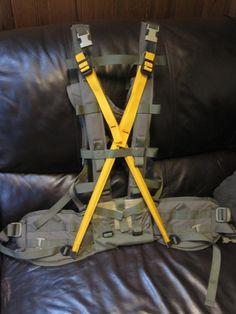 DIY Bikini Frame - General - Hill People Gear Survival Backpack, Diy Backpack, Back Bag, Urban Survival, Designer Backpacks, Pyrography, Tactical Gear, Gears, Diy And Crafts