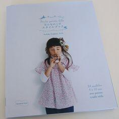 Style petite fille, un livre de couture japonais 4 / 10 ans