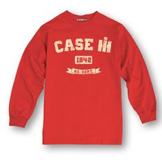 Case IH 1842 - Men's Long-Sleeve T-Shirt
