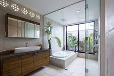Banheiros asiáticos por W.D.A