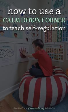 Emotional Regulation, Self Regulation, Teaching Kids, Kids Learning, Calm Down Kit, Calm Down Corner, Education Positive, Calming Activities, Adhd Kids