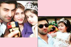 Pic: Ranbir Kapoor with two pretty girls