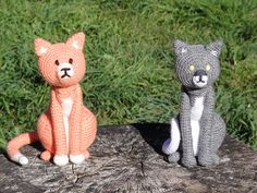 Mistigri, Mistigrette | www.capcrochet.com | Kathmeymac | Flickr
