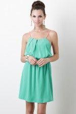 Elevated Esteem Dress