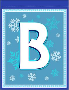 banner letter Frozen Birthday Banner, Girl Birthday, Frozen Theme, Frozen Party, Monogram Alphabet, Alphabet And Numbers, School Photo Frames, Banner Letters, Disney Frozen