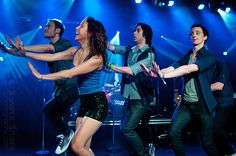 Joe Walker, Lauren Lopez, Joey Richter, and Brian Holden...gawd, just LOOK at Joe's face. Just makes you smile :):):):):):))))))