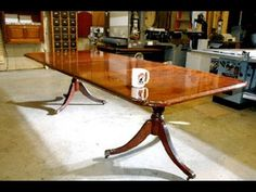 ▶ How to Build a Dining Table - YouTube