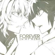 Yuu & Mika | Owari no Seraph / Seraph of the End