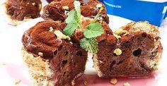 Diese Schokoladen Protein Muffins im Toastmangelt MUSST du einfach probiert haben, um es zu glauben! Ein köstlicher kalorienarmer Snack für jeden Moment!