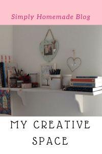 Creating My Own Creativity Corner