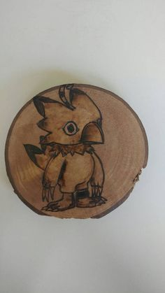 Check out this item in my Etsy shop https://www.etsy.com/ca/listing/476664267/digimon-biyomon-wood-burning