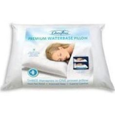 Chiroflow Premium Water Pillow, 2015 Amazon Top Rated Bedroom Aids & Accessories #Home