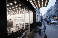 Paris-New York Burger Restaurant (copyright david foessel)