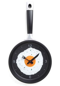 Sunny Time Up Clock, ; this needs to be in Team Human's kitchen.