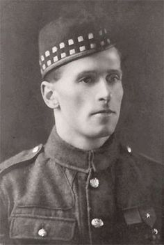 CQMS William Henry Grimbaldston VC 1st Bn KOSB 16th August 1917 Wijdenrift,  Belgium WWI