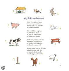 Versje kinderboerderij Farm Theme, Pre School, Fun Learning, Feel Good, Poetry, Teaching, Feelings, Farmhouse, Seeds