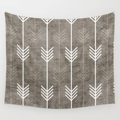 dirty arrows Wall Tapestry